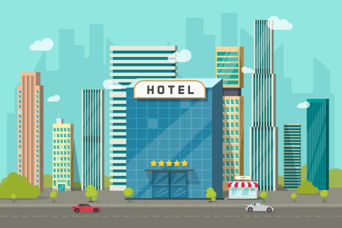 ボルチモアの安全なエリアのホテル
