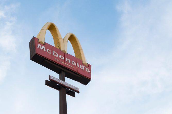 MCD:マクドナルド