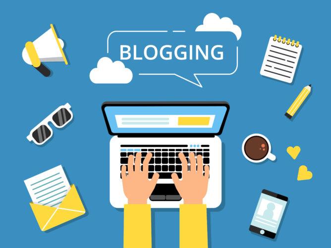 ブログをスマホのみで開設する方法