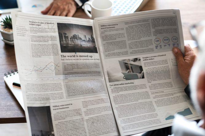 米国株投資における情報の重要性