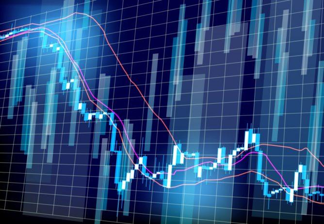 ITバブル崩壊での株価下落率