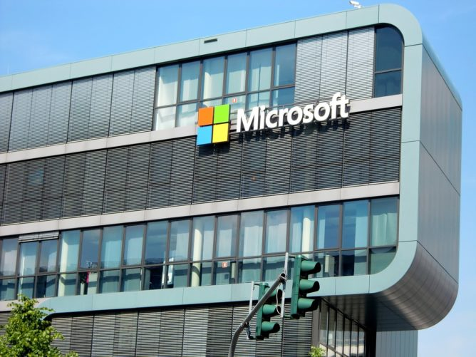MSFT:マイクロソフト