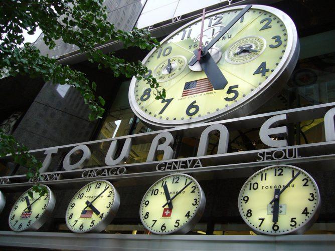 米国株の取引時間