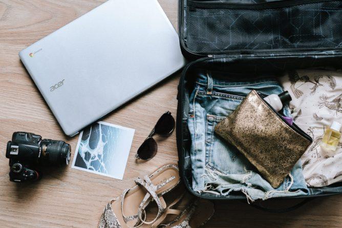 荷物のパッキングに役立つ便利グッズ
