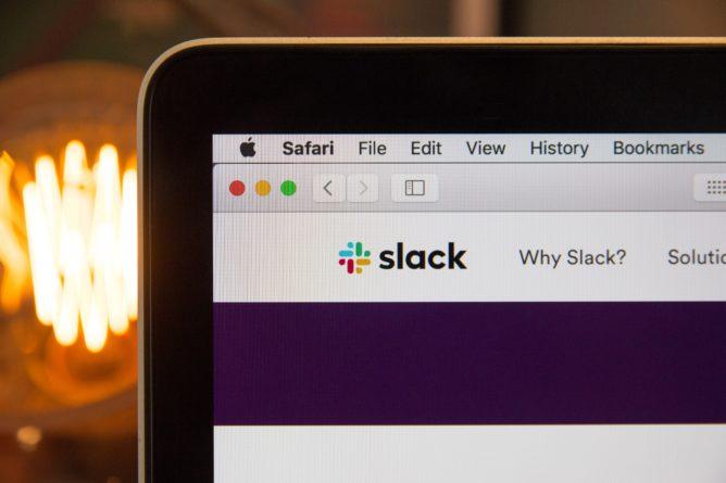 WORK:スラック・テクノロジーズ