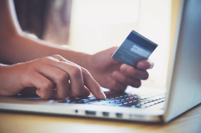 アフィリエイトにはクレジットカードが必要